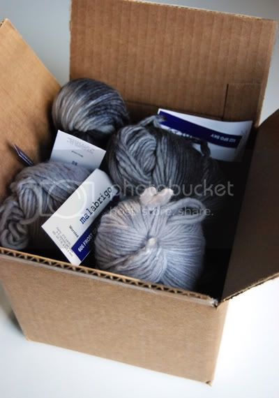 malabrigo grey