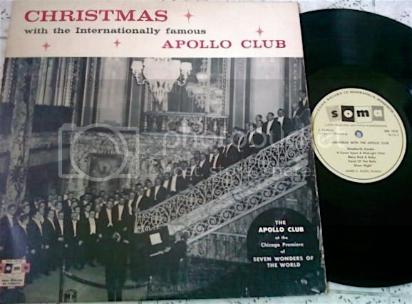 Christmas With The Apollo Club
