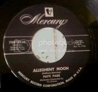 Allegheny Moon