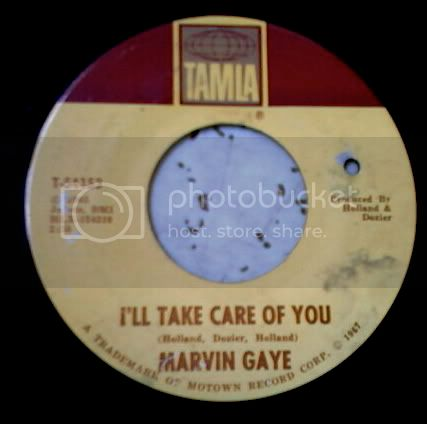 Marvin Gaye - I'll Take Care Of You/your Unchanging Love