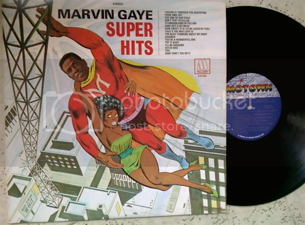 Marvin Gaye - Super Hits Album