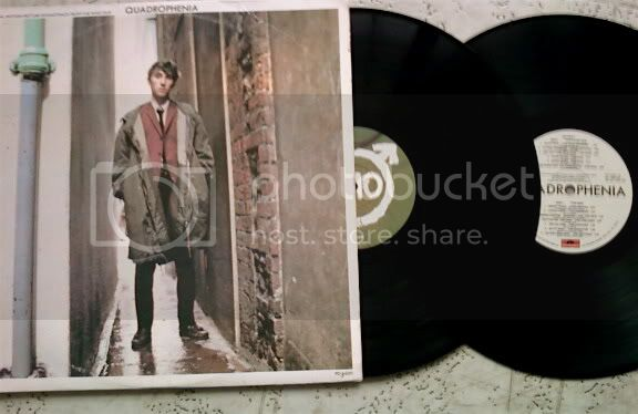 Who/various Artists/quadrophenia Soundtrack - Quadrophenia Soundtrack/the Who/various Artists